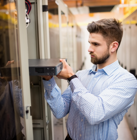 design and build HVAC, electrical and fire suppression for data centers