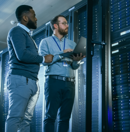 service and maintain critical systems for data centers
