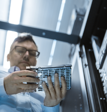 data center designs with the latest tech
